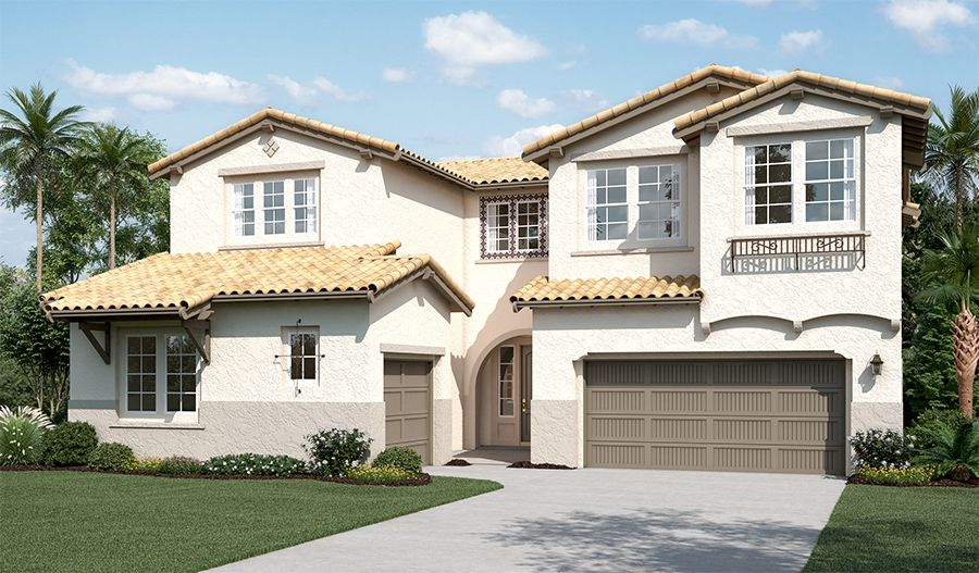Single Family for Active at The Promontory At Stonebrae - Perry 173 Sonas Drive Hayward, California 94542 United States