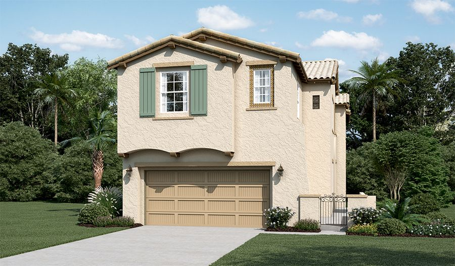 Single Family for Active at The Promontory At Stonebrae - Lucas 173 Sonas Drive Hayward, California 94542 United States
