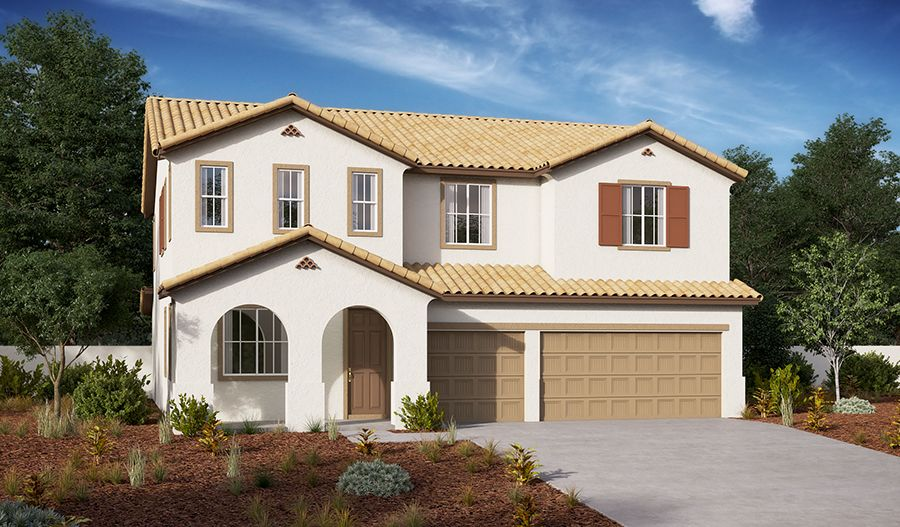 Single Family for Active at The Enclave At Vanden - Teagan 5000 Ryley Court Vacaville, California 95687 United States