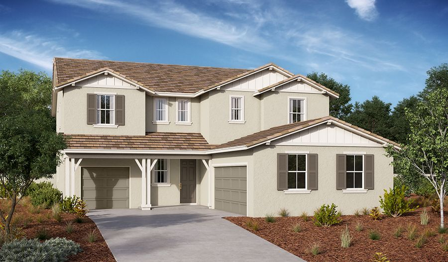 Single Family for Active at Saratoga At Vanden Estates - Tate Foxboro Parkway And Nut Tree Road Vacaville, California 95687 United States