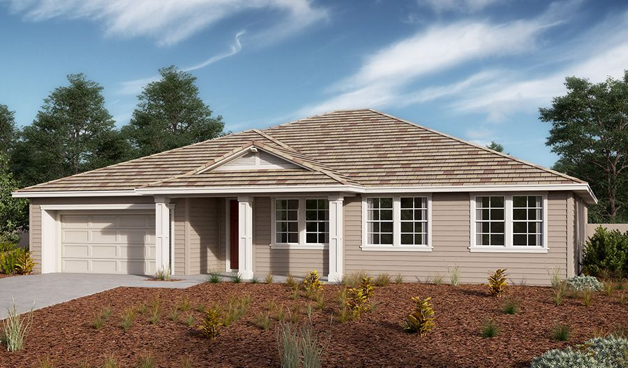 Single Family for Active at Piedmont At Vanden Estates - Jayla Titus Way And Jackson Road Vacaville, California 95687 United States