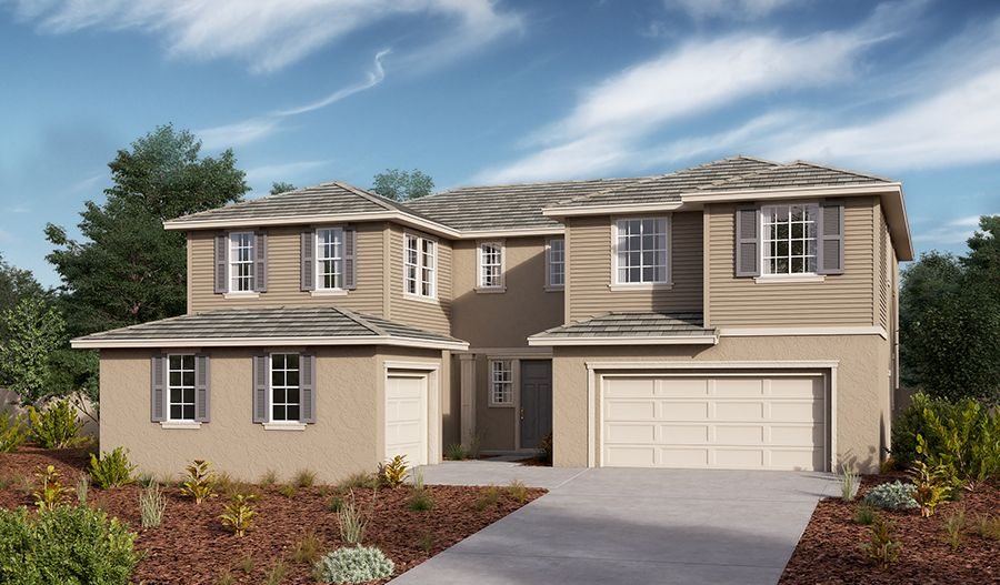 Single Family for Active at Piedmont At Vanden Estates - Rainey Titus Way And Jackson Road Vacaville, California 95687 United States