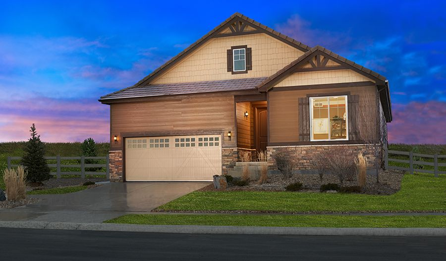 Single Family for Sale at Andrea 5902 Yellow Creek Drive Fort Collins, Colorado 80528 United States