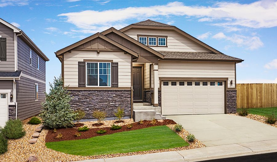 Single Family for Active at Arlington 1032 Blue Bell Road Berthoud, Colorado 80513 United States