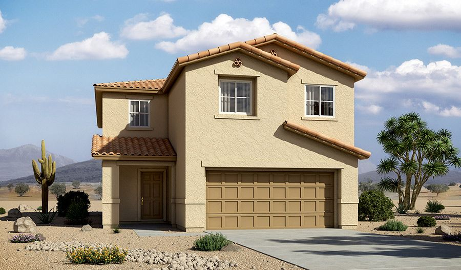 New Homes Corona De Tucson Az