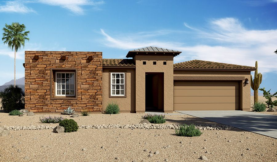 Richmond american homes starr ridge denise 1220487 for Richmond homes ranch floor plans