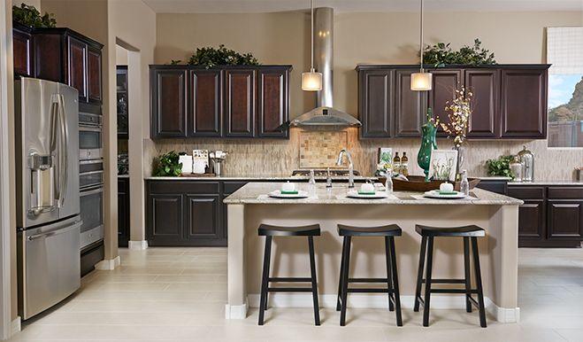 Single Family for Sale at Sycamore Canyon - Dominic 16938 S. Eva Avenue Vail, Arizona 85641 United States