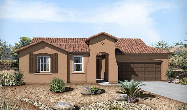 Single Family for Sale at Denise 9402 E. Adriana Way Vail, Arizona 85641 United States