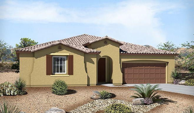 Single Family for Sale at Sycamore Canyon - Paige 16938 S. Eva Avenue Vail, Arizona 85641 United States