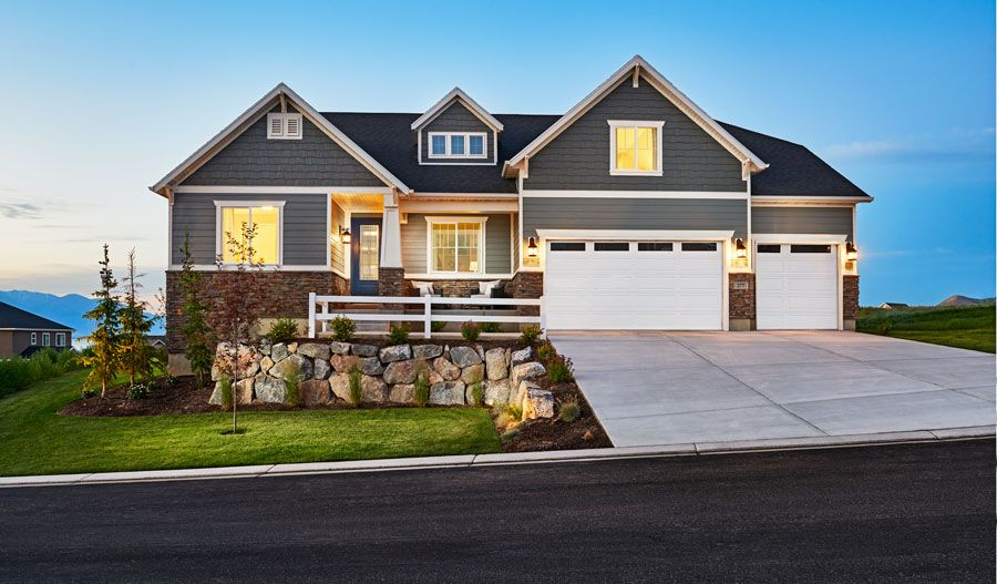 Richmond american homes royal farms helena 1118863 for Utah home designers
