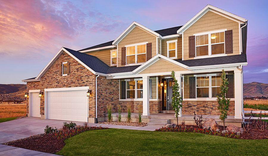 Herriman new homes topix for House plans utah
