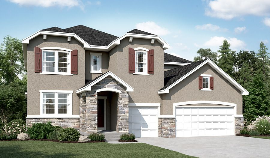 Richmond american homes ironwood dillon 1340411 for Ironwood homes