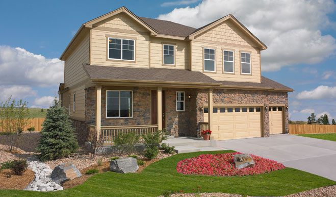 Picket Lane New Homes In Stansbury Park UT By Richmond American