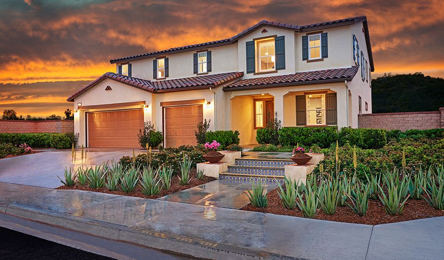 Horseshoe ridge at audie murphy new homes in menifee ca by for Richmond homes ranch floor plans