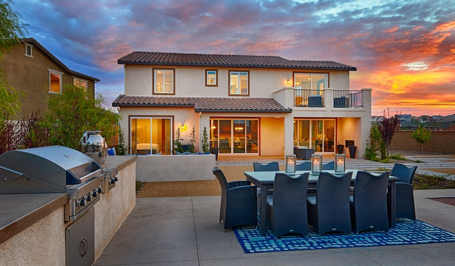 Richmond American Homes Sycamore North At Spencers Crossing Palmer 1435027 Murrieta CA