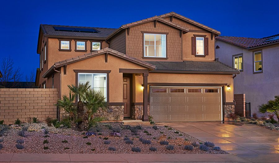 Walden walk new homes in palmdale ca by richmond american for Richmond house plan