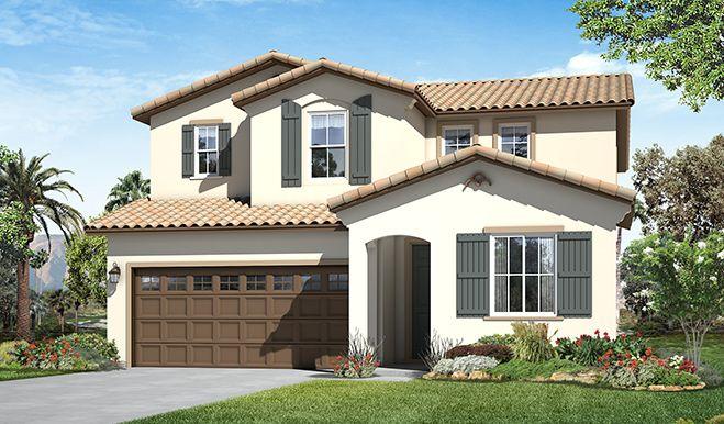 Single Family for Sale at Fallon 37436 Umbrella Terrace Palmdale, California 93551 United States