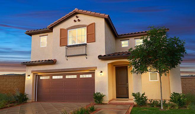 Single Family for Sale at Fallbrook At Riverwalk Vista - Bianca 10860 Rio Grande Lane Riverside, California 92503 United States