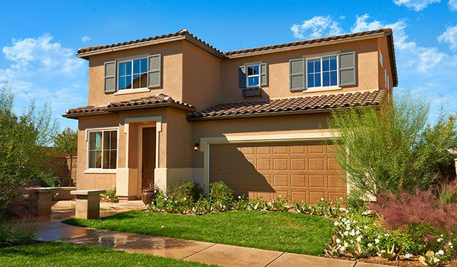 Single Family for Sale at Fallbrook At Riverwalk Vista - Blaine 10860 Rio Grande Lane Riverside, California 92503 United States