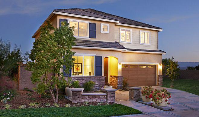 Single Family for Sale at Fallbrook At Riverwalk Vista - Brenna 10860 Rio Grande Lane Riverside, California 92503 United States