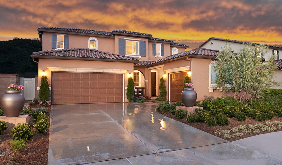 Single Family for Sale at Jasmine 25795 Roundup Circle Menifee, California 92584 United States