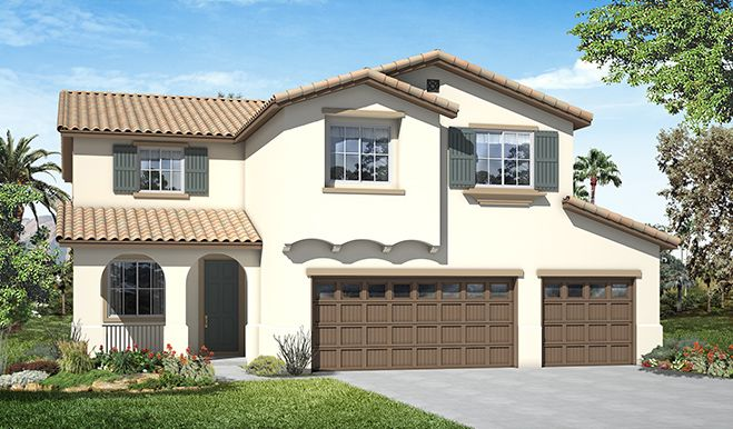 Single Family for Sale at Steeplechase - Tracy 4665 Formosa Way Perris, California 92571 United States
