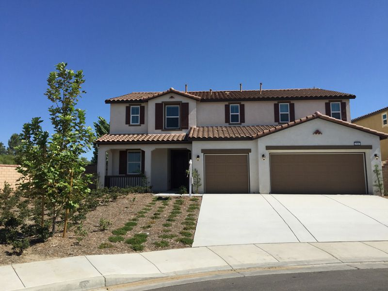 Single Family for Sale at Zephyr 25987 Pueblo Court Menifee, California 92584 United States