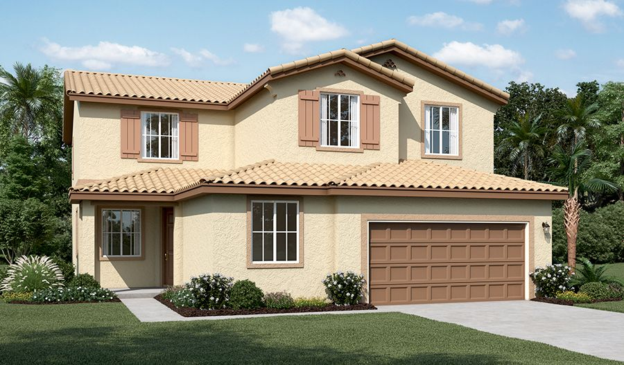 Single Family for Sale at Desert Rose - Seth 37306 Wisteria Drive Palmdale, California 93551 United States
