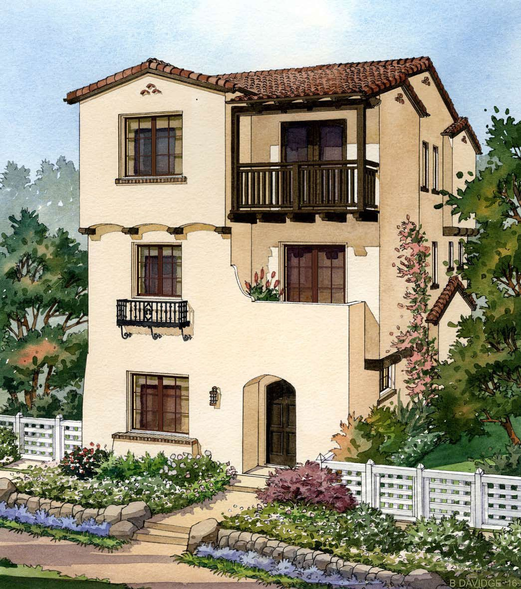 Single Family for Active at The Abbey - The Fig 43150 Bryant Terrace Fremont, California 94539 United States
