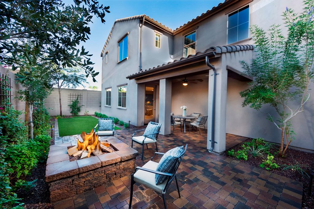 Rosewood village at the foothills new homes in phoenix az for Rosewood home builders