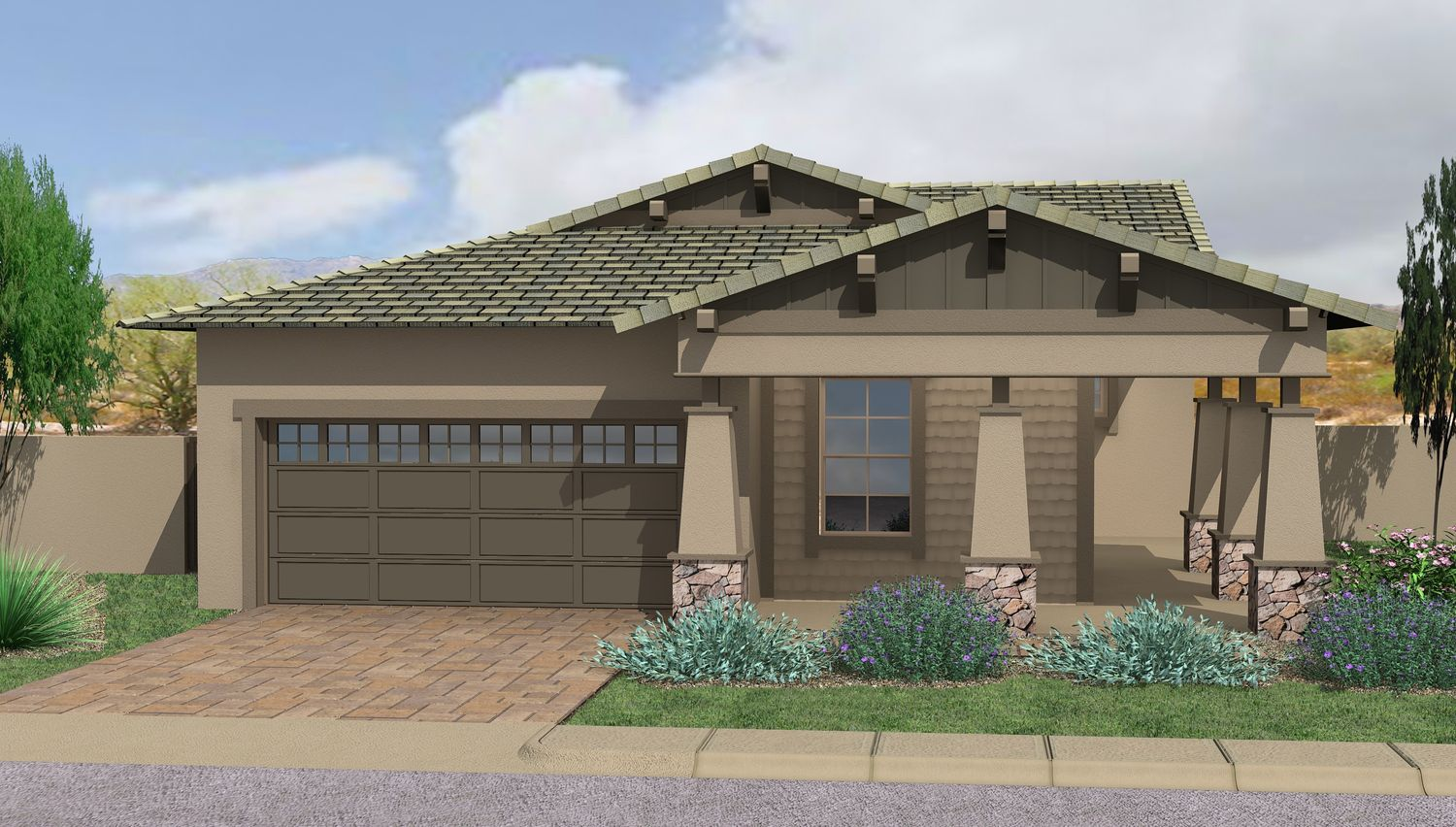 Rosewood grove new homes in queen creek az by rosewood homes for Rosewood home