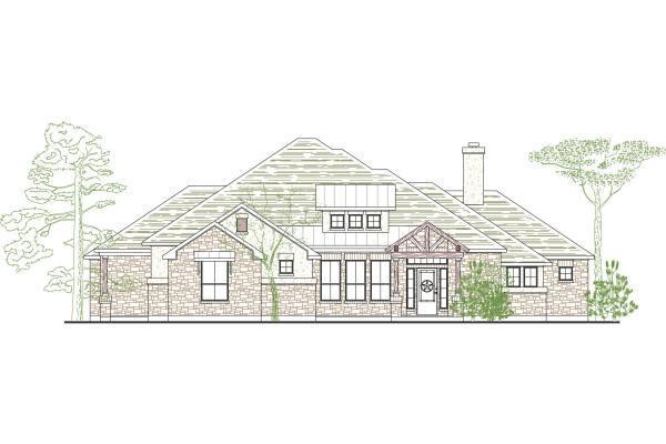 Unifamiliar por un Venta en Rostrata - Build On Your Lot - H3695-05 20108 Algreg Street Pflugerville, Texas 78660 United States