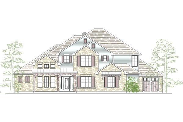 Unifamiliar por un Venta en Rostrata - Build On Your Lot - H3938-06 20108 Algreg Street Pflugerville, Texas 78660 United States