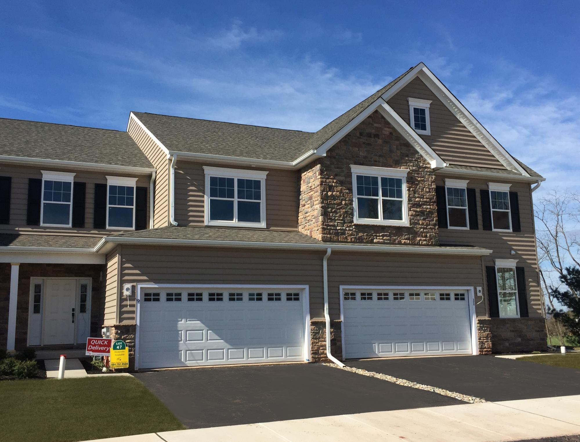 Real Estate at Lot #17 Aubrey Lane, Royersford in Montgomery County, PA 19468