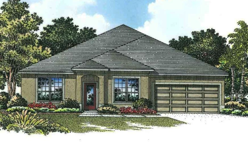Single Family for Sale at Emerson 3459 Cypress Grove Dr. Eustis, Florida 32736 United States