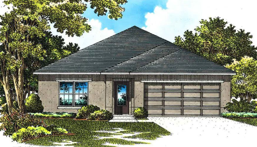 Single Family for Sale at Eagle Pointe - Kennedy 16586 Silver Eagle Rd Groveland, Florida 34736 United States