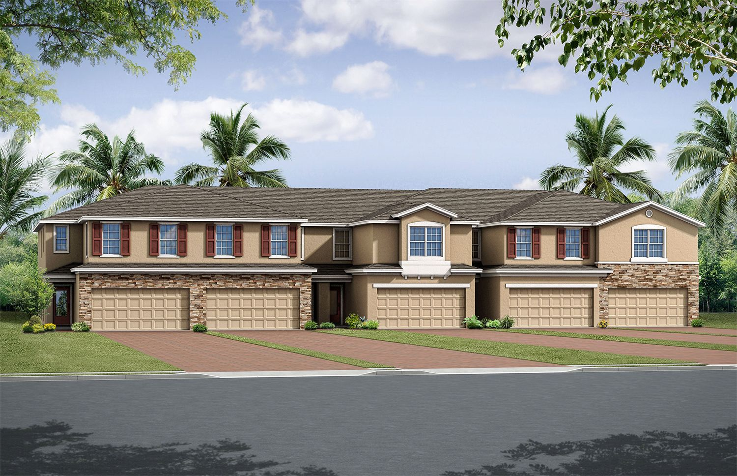 Heritage Run New Homes In Kissimmee Fl By Royal Oak Homes