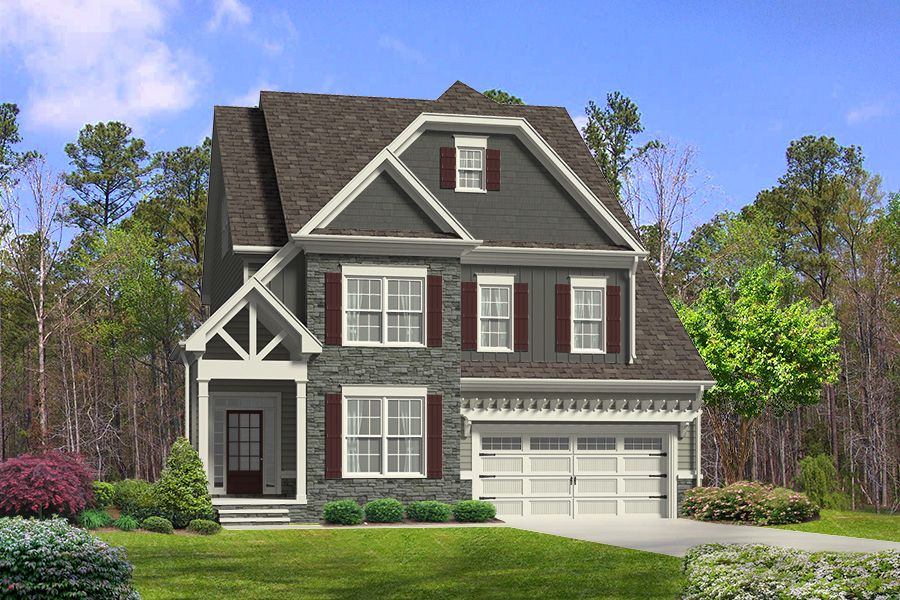 New Homes For Sale Wendell Nc