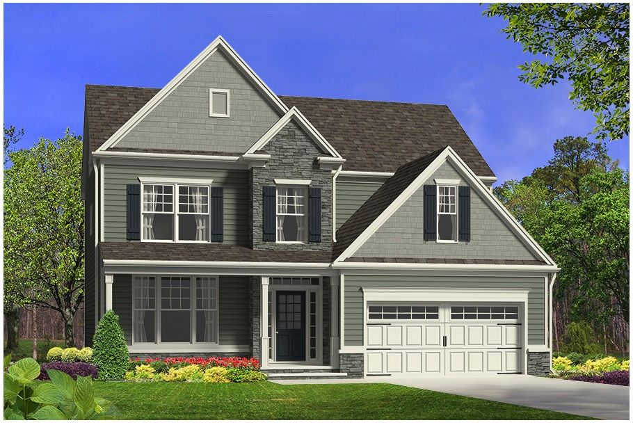 Single Family for Sale at Sonoma Springs - The Lilac 5413 Annabel Dr Fuquay Varina, North Carolina 27526 United States