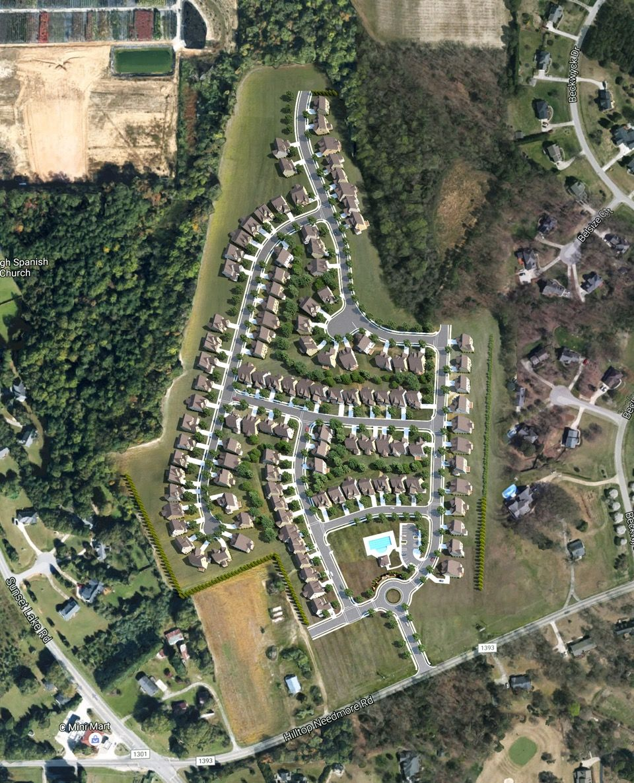 Single Family for Sale at The Edenton 5201 Annabel Drive Fuquay Varina, North Carolina 27526 United States
