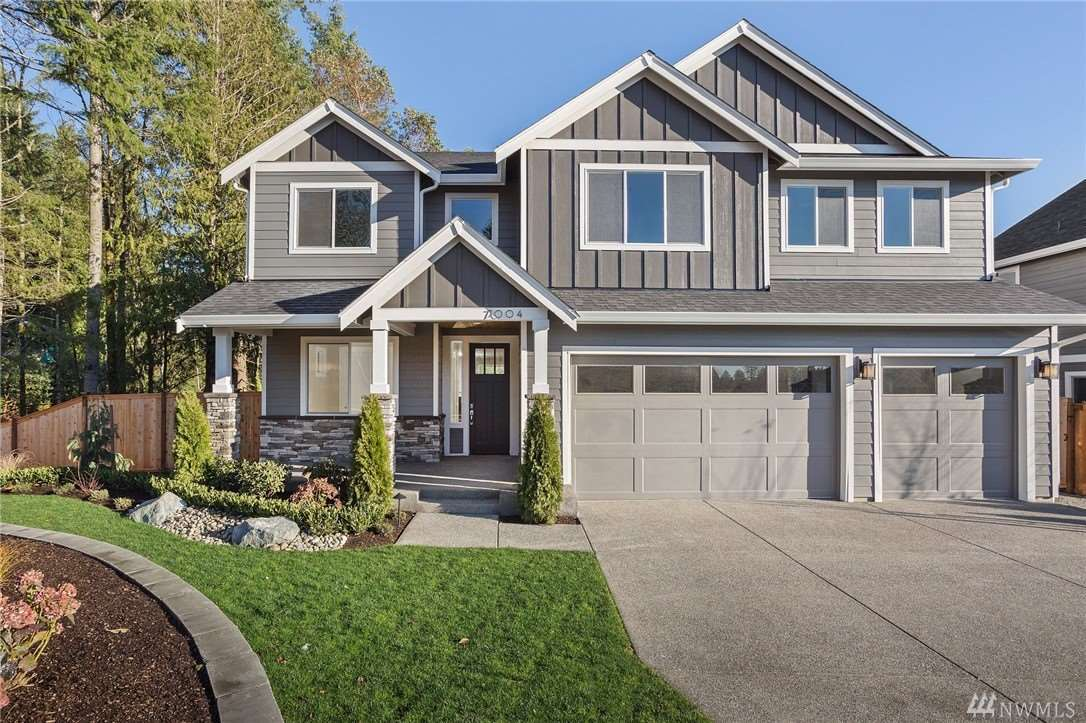 Unifamiliar por un Venta en Caldwell Crest - The Majestic Caldwell Road East Edgewood, Washington 98372 United States