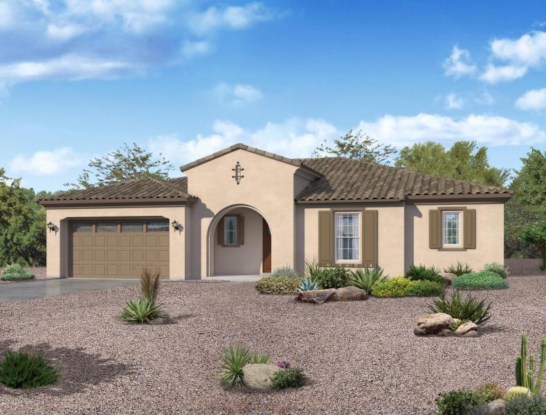 Single Family for Sale at Vela 14959 S 184th Ave Goodyear, Arizona 85338 United States