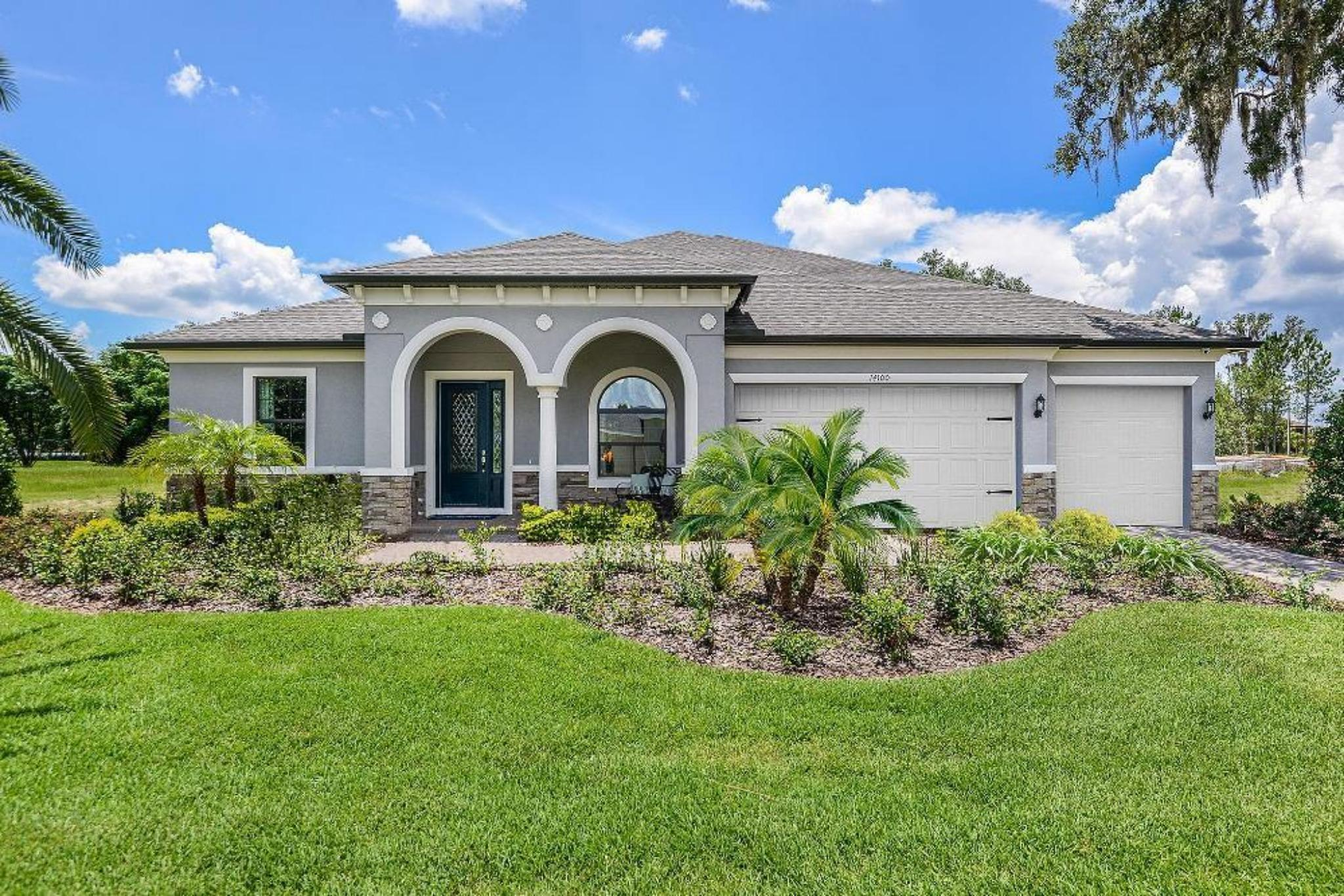 Single Family for Sale at Carlingford 13017 Weatherstone Dr. Spring Hill, Florida 34609 United States