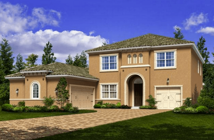 Single Family for Sale at Carlisle Place At The Villages Of Avalon - The Jasmine 14100 Bassingthorpe Drive Spring Hill, Florida 34609 United States