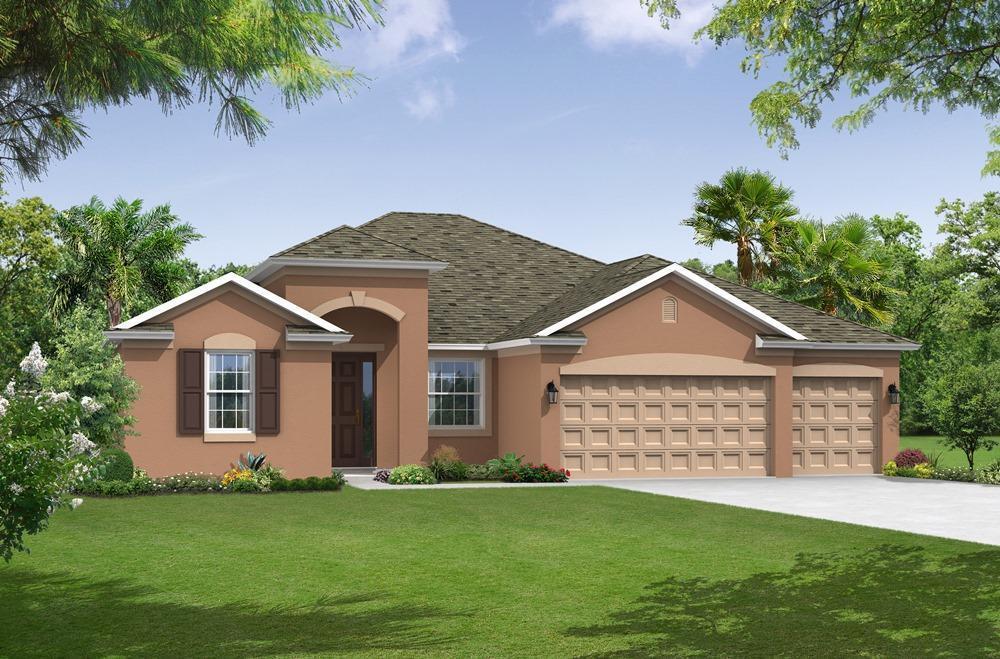 New Homes Near Brandon Florida