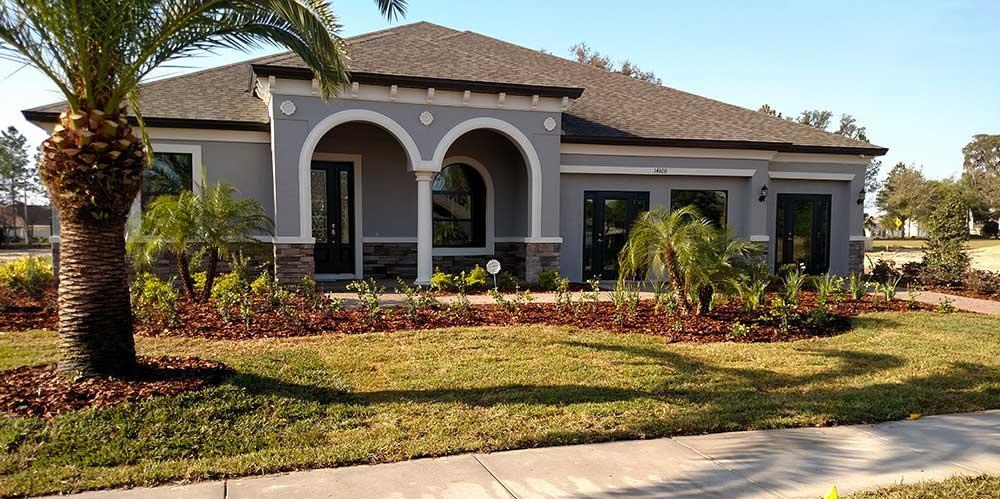 Single Family for Sale at The Jasmine 884 Buckhurst Drive Spring Hill, Florida 34609 United States