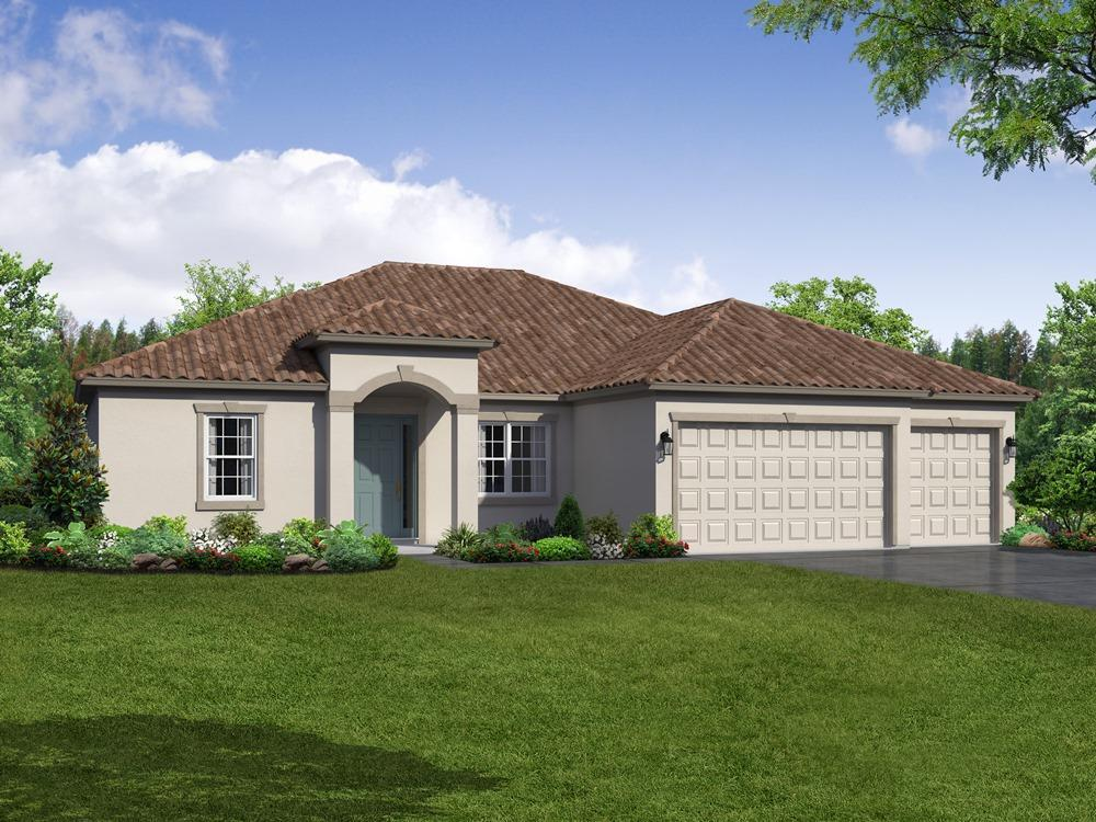 Single Family for Sale at Somerton Place At The Villages Of Avalon - Carlingford 498 Old Windsor Way Spring Hill, Florida 34609 United States