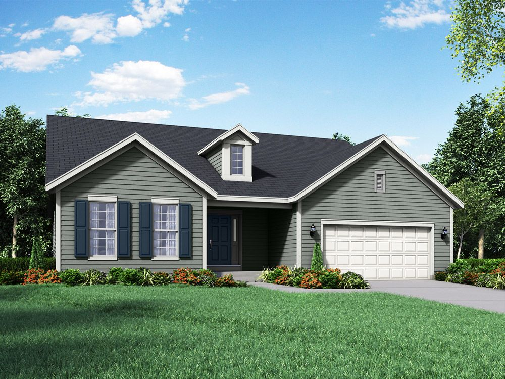 Single Family for Sale at Hampshire Highlands - Coventry Ii 442 Zachary Drive Hampshire, Illinois 60140 United States