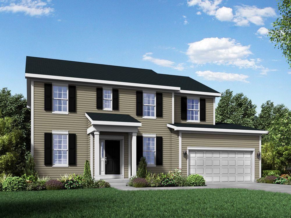 Single Family for Sale at Hampshire Highlands - Stratford Ii 442 Zachary Drive Hampshire, Illinois 60140 United States