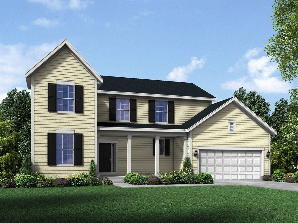 Single Family for Sale at Hampshire Highlands - Savannah 442 Zachary Drive Hampshire, Illinois 60140 United States